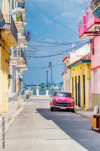 mata magnetyczna Havana, Cuba