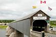 Hartland Bridge - New Brunswick - Canada