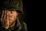 American Soldier - Vietnam War - PTSD - 125687510