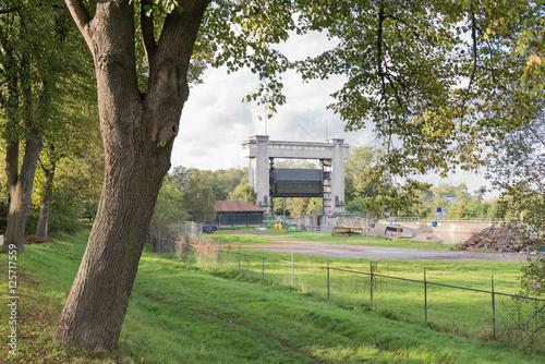 Poster Lock Bosscheveld in Maastricht