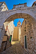 Town of Pirovac historic stone gate