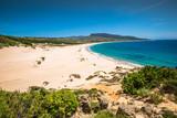 Fototapety Sand dune of Bolonia beach, province Cadiz, Andalucia, Spain