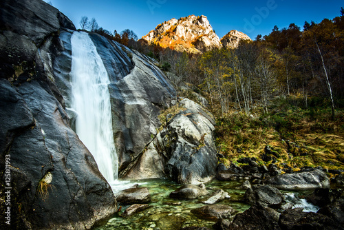 Wodosapd w górach