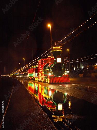Juliste Blackpool Tram
