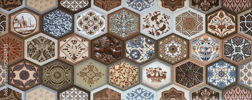 Fototapeta tile mosaic