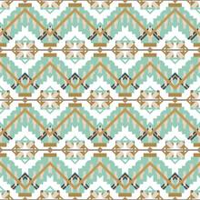 seamless Aztec sur fond blanc. Ethnique texture géométrique abstrait. Hand drawn tissu navajo. Utilisé pour le papier peint, fond de page web, tissu, papier, cartes postales.