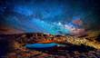 MiIlky Way over Mesa Arch - 125954179