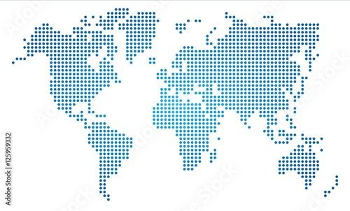 Dot World Map.Dot World Map Buy Photos Ap Images Detailview