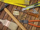 herramientas de trabajo y bricolaje