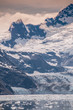 Mountains near Johns Hopkins Inlet, Glacier Bay