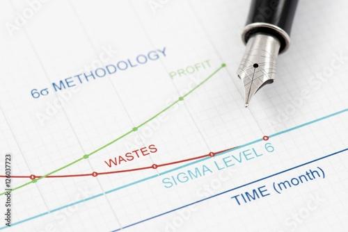Poster Six Sigma Methodology