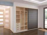 Wardrobe - Sliding doors - interior - 126041704