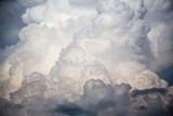 big clouds storm