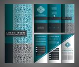Brochure Vector Design, Flyer Creative Template