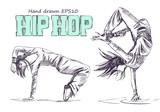 Hip hop dancer - 126093764