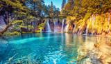 Fototapety Plitvice Lakes National Park