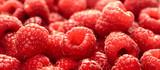 raspberry juicy ripe