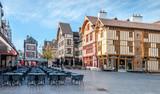 Troyes et ses façades à pans de bois - 126159915