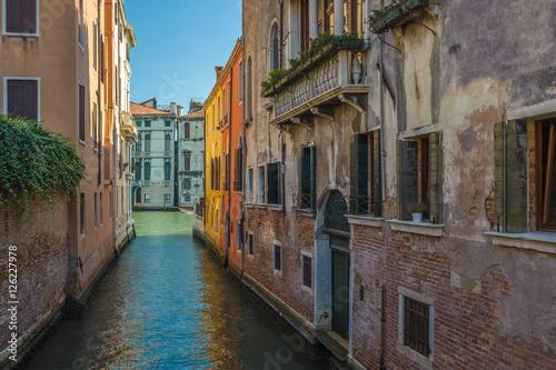 Foto op Plexiglas Havana Canals of Venice, Italy