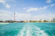 Hotel Zone in Cancun/ Zone Hoteliere Cancun / Beach at hotel