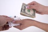 pagamento di una dose di droga