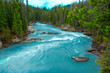 Canadian Rockies River