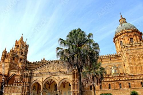 Fotobehang Palermo Cattedrale di Palermo