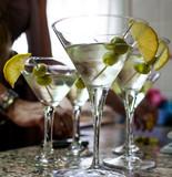 Copas de Martini