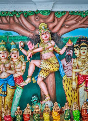 Poster Hindu God