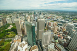 Sydney sky tower krajobraz