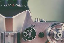 appareil photo et de l'équipement Retro