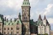 East Block of the Parliament - Ottawa - Canada