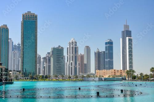 Hochhäuser in Dubai