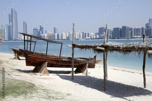 Foto op Canvas Abu Dhabi Abou Dabi