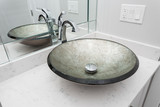 Elegant bathroom sink