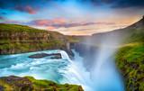 Gulfoss Falls, Iceland - 126702165