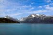 Alaska Mountains at Sea