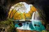 Fototapety Heo Suwat Waterfall