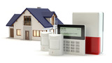 Alarm system and house - 126832196