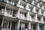 old Soviet sanatorium