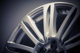 Car rim detail - 126916577