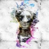 Bronze head of Nike - 126948392