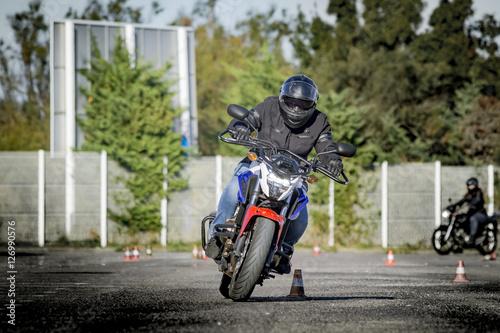 Permis de conduire auto moto Poster