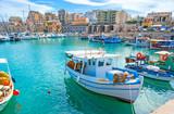 The inner harbor of Heraklion - 126998585