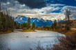 Постер, плакат: Salmon River Lower Stanley Idaho