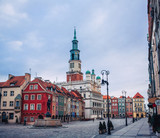 Poznan, old town. Spring 2016 - 127078176