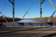 Crossing the Delaware River between Lambertville, New Jersey, and New Hope, Pennsylvania