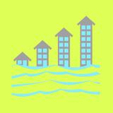 Huizen en hypotheek onder water