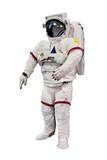 astronaut isolated on white background - 127190965