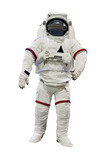 astronaut isolated on white background - 127190995